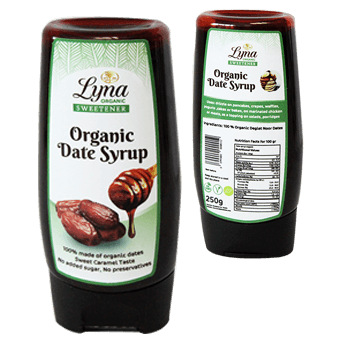 Date Syrup Pack